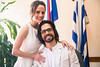 Pao y Seba (flavitoandresito) Tags: boda civil casamiento amor matrimonio marriage novio novia bride groom anillos rings ciudad vieja montevideo uruguay