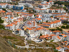 Portugal 2017-8259147-2 (myobb (David Lopes)) Tags: 2017 adobestock allrightsreserved europe nazare portugal aerialview architecture buildingexterior buildingstructure copyrighted day daylight highangleview outdoors roof rooftile tourism traveldestination ©2017davidlopes