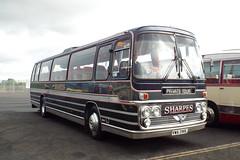 VWA290L-02 (Ian R. Simpson) Tags: vwa290l fra521l aec reliance plaxton panoramaelite littlewood fowlers sharpes coach showbus2017