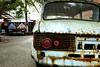 Rusty old MAZDA (S Fujii) Tags: car mazda old rust japan color fuji xpro1