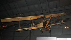 Standard J-1 at Wright-Patterson (J.Comstedt) Tags: national museum usaf air force aircraft aviation aeroplane wright patterson dayton ohio usa standard j1 us army service 22692