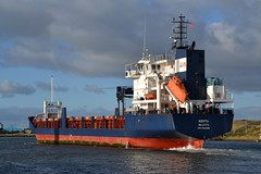 Kertu. Blyth 051117 (silvermop) Tags: ship boats ships sea cargovessels port river blyth kertu