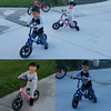 1104 (StriderBikes) Tags: 12 2017 blackhair boy classic collage ethnicity girl october photocontestentry sidewalk sport striding