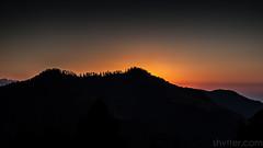 Poon Hill Sunrise I (#Weybridge Photographer) Tags: canon slr dslr eos 5d mk ii nepal kathmandu asia mkii poon hill sunrise dawn annapurna