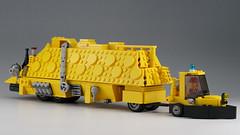 Tanker_02 (kaba_and_son) Tags: blade runner tanker lego toxic mobile waste dump タンカー ブレードランナー レゴ bladerunner