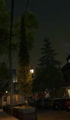 Lights (Brandon ProjectZ) Tags: watchdogs chicago windy overcast rain lights natural lighting trees