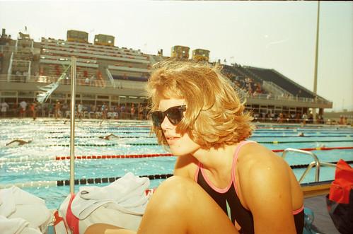 548 Swimming EM 1991 Athens