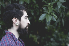 Self (cristianfranco) Tags: boy man hairy jewel ring green hipster beard men gay gayboy gaypride argentina argentine