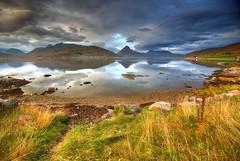 Cloudy Evening (hapulcu) Tags: arctic husøy norge noruega norvege norvegia norway norwegen senja troms automne autumn autunno herbst høst toamna