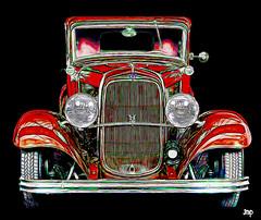 "1932 Ford 5 Window Coupe (crimsontideguy-from ""Sweet Home Alabama"" USA) Tags: ford 1938 1938ford cars vintage vintagecars art digitalartrealism digitalart photoshop"