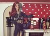 When dolls collect dolls. (lichtspuren) Tags: integritytoys fashionroyalty eugeniaperrinfrost fashionista redhead americandiorama miniaturetardis mattelfoldingprettyhouse makeover canon eos 6d ef 50mm f12 l usm lichtspuren