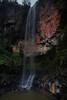 Purling Brook Falls (RoosterMan64) Tags: australia landscape longexposure purlingbrookfalls springbrooknationalpark water waterflow waterfall
