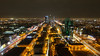 Riyadh by Night (MJFear) Tags: asia lights riyadh saudiarabia skyline streets city night