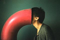 (Deem Budarin) Tags: film kodak portra 800 em helios44 helios 35mm 35 zenit analog portrait noface colorfilm color contrast
