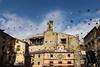Vacances_5274 (Joanbrebo) Tags: sepúlveda castillayleón españa es segovia cityscape arquitectura edificios edificis buildings canoneos80d eosd efs1855mmf3556isstm autofocus rellotge reloj horloge clock