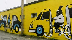 143 East 3rd Avenue (Mariko Ishikawa) Tags: canada britishcolumbia vancouver mountpleasant mural art publicart streetart