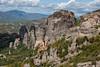 Meteora - Overview of 4 Monasteries: Roussanou, Agios Nikolaos, Varlaam and Megalo Meteora (ravpix) Tags: greece griechenland meteora kastraki kalambaka varlaam megalometeora agiosnikolaos roussanou
