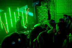 Underground is alive (MarxschisM) Tags: riga latvia underground techno music electronic autentika deepz crowd rave party