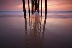 DSC_0139 (pattana92392) Tags: seawave sea longexposure sunset coast bridge