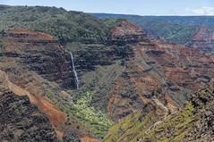 Waipoo Falls, Waimea Canyon, Kauai (benereshefsky) Tags: waimea hawaii kauai canyon island landscape nature naturalbeauty waimeacanyon travelphotography travelphotographer travel
