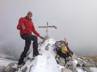 18/11/2017 - Monte Palombo, 2013 m, Parco Nazionale d'Abruzzo, Lazio e Molise, Pescasseroli (AQ)