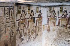 KV 11 Grab/Tomb Ramses III., Tal der Könige/Valley of the Kings (Mutnedjmet) Tags: egypt ägypten luxor valleyofthekings talderkönige tomb grab ramsesiii pharao 19dynastie kv11
