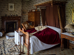Photo of His Lordship's Bedroom, Lanhydrock