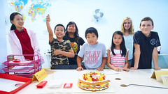 Teacher's Day 2 (C & R Driver-Burgess) Tags: kids cake class boy girl