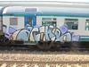 160 (en-ri) Tags: acke nero lilla grigio 17 2017 train torino graffiti writing