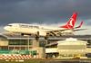 Turkish Airlines 737-800 TC-JHS (birrlad) Tags: dublin dub international airport ireland aircraft aviation airplane airplanes airline airliner airlines airways approach arrival arriving finals landing runway sunlight sunset evening turkey turkish tk1977 istanbul boeing b737 b738 737 737800 7378f2 tcjhs