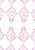Color Bloom No1 (coilandtwine) Tags: patterndesign pink coilandtwine colorbloom waercolor surfacedesign