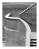 A2010 02-27BW_edited-1 (David Pilarczyk) Tags: chicago chicagobridge chicagoinwinter stair chicagostair