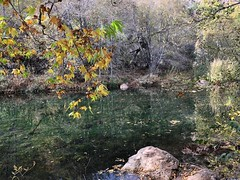 Parson's Trail Hike near Cottonwood, AZ (Ant_Man1120) Tags: river stream natural spring water lake pond pool walk hike outdoor desert canyon red rock sedona iphone iphone8 plus