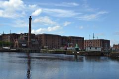 DSC_1012 (Andy961) Tags: uk england liverpool canningdock pier harbour harbor