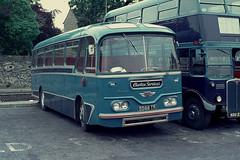 5588 TR: Holder, Charlton-on-Otmoor (chucklebuster) Tags: 5588tr holder charltononotmoor services aec reliance harrington cavalier oxford