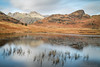 Blea Tarn (don't count the pixels) Tags: cumbria thelakedistrict lakedistrict nationalpark water bleatarn lake mountains autumn fall langdalepikes sidepike longexposure ndfilter bwfilters