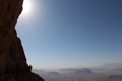 Au départ de la voie Oghabha (fuchs.ludovic) Tags: escalade montagne ciel falaise rocher iran climbing sky blue digikam