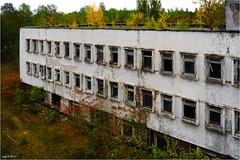 The Duga-3 Soviet Union Radar System Data Center (Aad P.) Tags: chernobyl ukraine duga duga3 radarstation sovietunion nuclearpowerplant radioactivity radiation urbex urbexphotography exclusionzone therussianwoodpecker чорнобиль дуга3