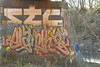 Static Each2 (Psychedelic Wardad) Tags: freight graffiti ctw ipc each2 uc d2f static stc
