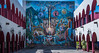 2017 - Mexico - Tequila - City Hall Courtyard (Ted's photos - For Me & You) Tags: 2017 cropped mexico nikon nikond750 nikonfx tedmcgrath tedsphotos tedsphotosmexico tequila vignetting tequilajalisco tequilapuebomágico tequilatour santiagodetequila arches mural wallmural lamps courtyard art publicart magictownsofmexico pueblomágico pueblosmagicos shadow shadows