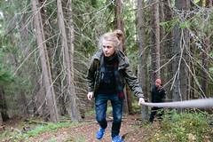 kammiovuori-kiipeaminen-eetulinnankivi_29877588785_o (Outdoors Finland) Tags: kammiovuori mennäänmetsään sysmä