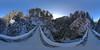 Geisterklamm - Leutasch, Tirol (Ernst_P.) Tags: 360 geisterklamm leutasch schnee tirol winter österreich austria autriche samyang 12mm f28 landschaft 360° panorama kugelpanorama equirectangular vr snow nieve hiver invierno brücke