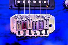 MEMPHIS BLUES. LA CHITARRA ELETTRICA. (FRANCO600D) Tags: macro chitarra chitarraelettrica blues blu musica strumento strumentomusicale canon eos600d franco600d ibanez guitar corde explore explored