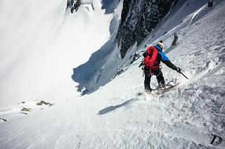 Into the steep ©DeschampsDamien