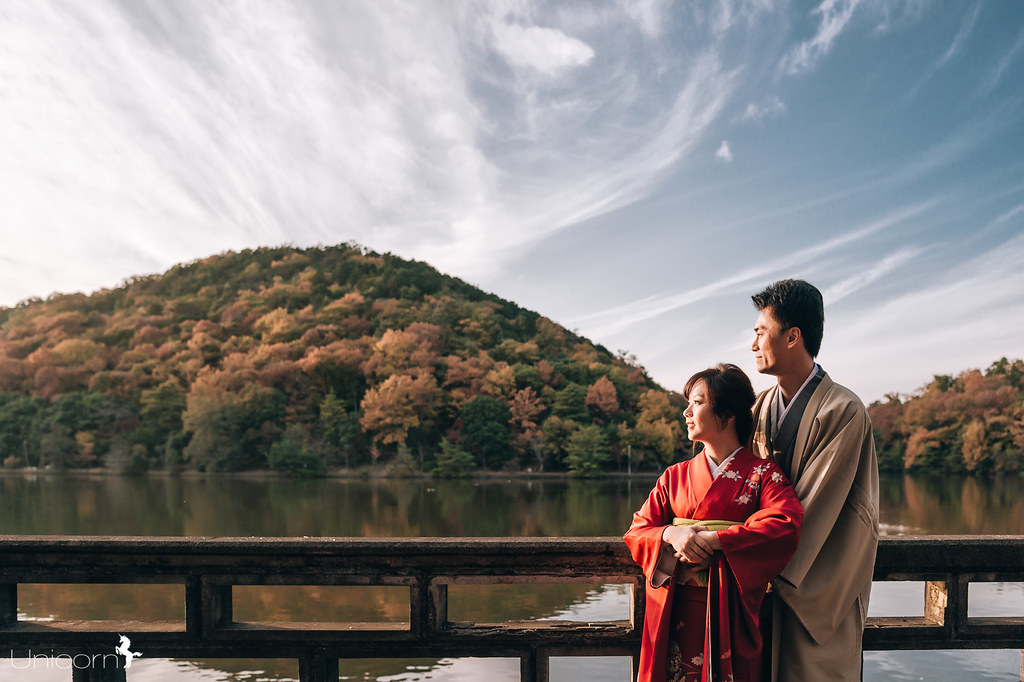 《海外婚紗》宗榮 & 玫君 / 京都 Kyoto