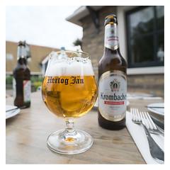 Hertog Jan Krombacher (leo.roos) Tags: hertogjan krombacher beer bier terschellingmay2017 frisianislands waddenislands waddeneilanden netherlands a7rii venusopticslaowa15mmf4widemacro laowa154 amount darosa leoroos