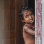 Portrait of an Indian child thumbnail