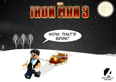 Winter Wonderland ❄⛄🎄 [A DAY IN THE LIFE OF THE MCU] (agoodfella minifigs) Tags: lego marvel marvellego legomarvel minifigures marvelcomics comics heroes mcu ironman tonystark