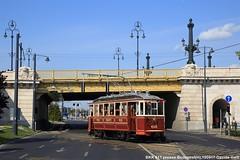 BKK 611 (Davuz95) Tags: tram budapest streetcar heritage line th dh bkk ganz caf hev