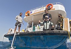 quadruple amputee man takes diving course 22 (KnyazevDA) Tags: disability disabled diver diving deptherapy undersea padi underwater owd redsea buddy handicapped aowd egypt sea wheelchair travel amputee paraplegia paraplegic